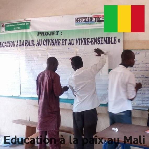 Un module éducatif pour l'éducation à la paix et au vivre-ensemble - Mali