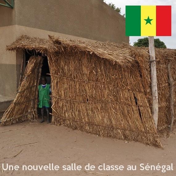 Pour une nouvelle salle de classe dans le village de N'diao - Sénégal