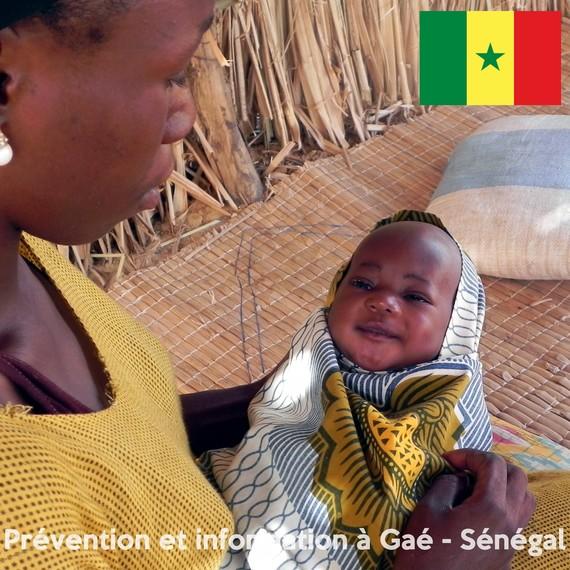 Un dispositif médico-social et éducatif pour adolescents à Gaé - Sénégal