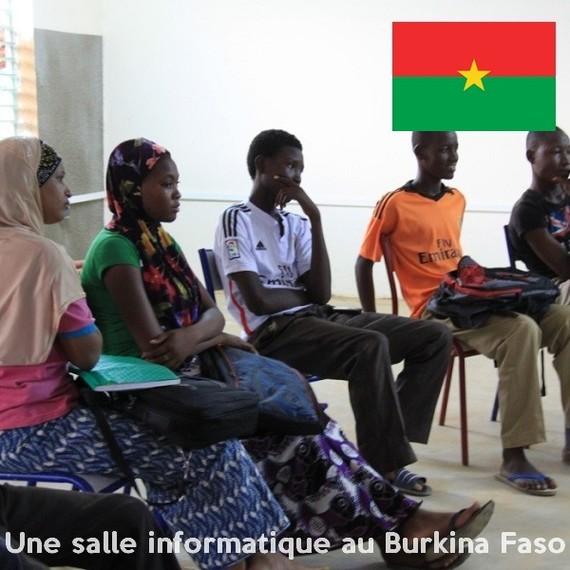 Pour une nouvelle salle informatique au lycée de Gorom-Gorom - Burkina Faso