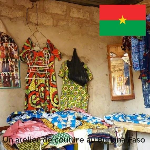 Construction d'un atelier de couture à Gorom-Gorom - Burkina Faso
