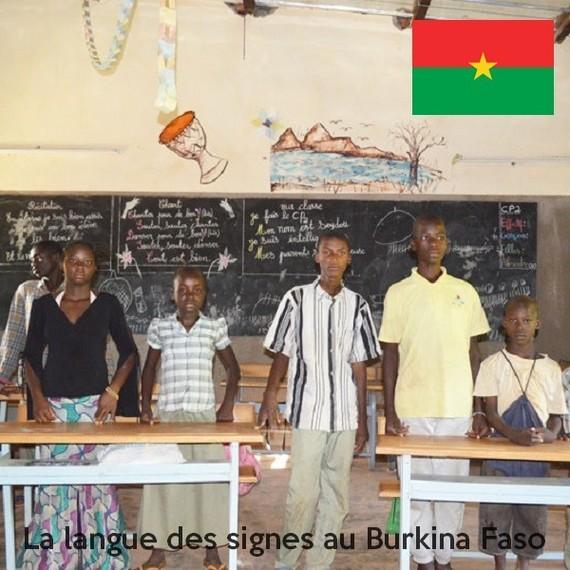 Pour l'élaboration de manuels scolaires pour les sourds à Koudougou - Burkina Faso