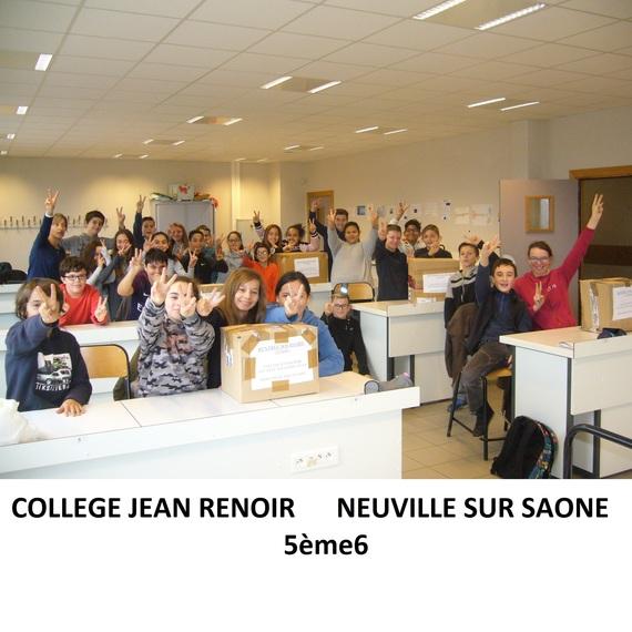 Collège Jean Renoir