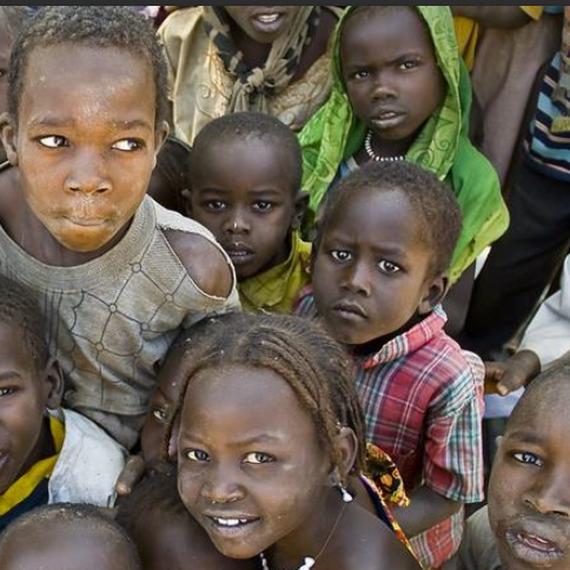 Pour les écoliers du Tchad